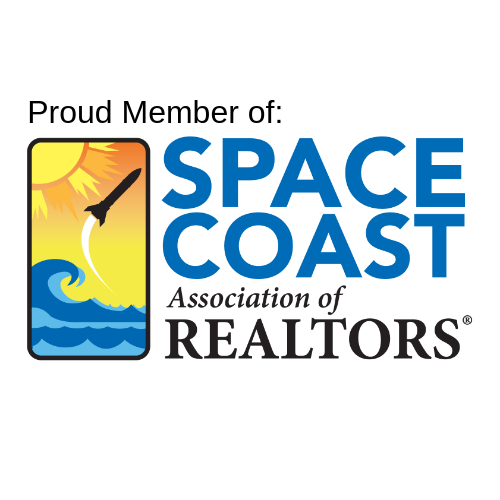 Proud Member of Space Coast Association of Realtors