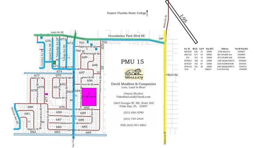 Palm Bay Unit 15